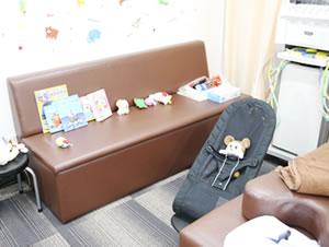 横浜市中区・磯子区 鍼灸接骨院・整体院やわらグループのキッズスペース